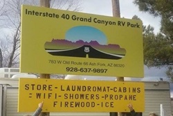Ash Frok RV Park, Grand Canyon dog friendly hotel, pet friendly hotel in Grand Canyon