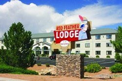 Red Feather Lodge, Grand Canyon dog friendly hotel, pet friendly hotel in Grand Canyon
